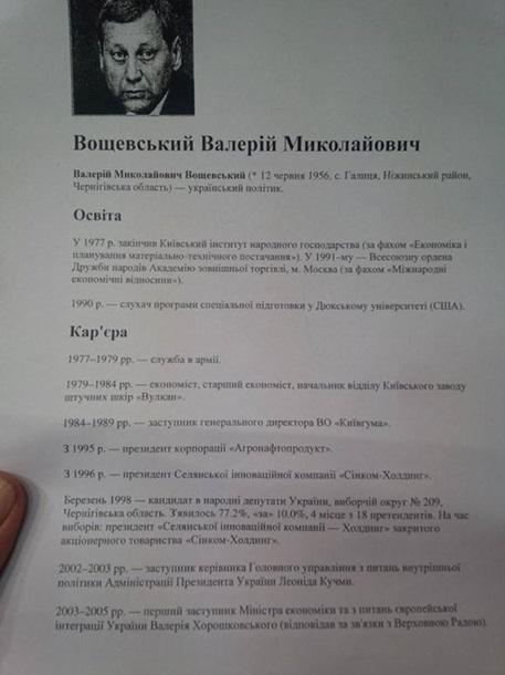 В ВР разгорелся скандал из-за биографии нового вице-премьера