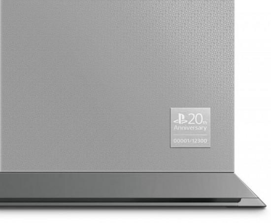 Юбилейная ретро-консоль Sony PlayStation