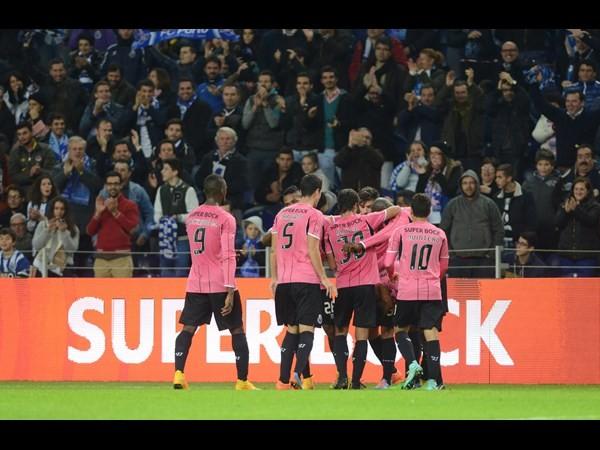 Анонс матчей 12-го тура португальской Лиги Сагриш