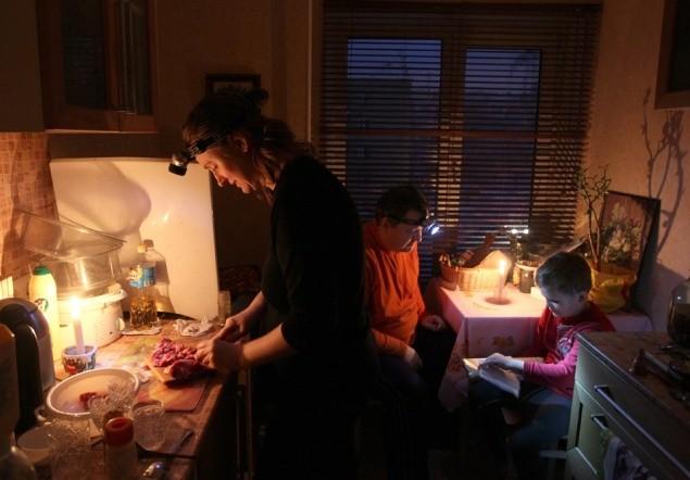 Правила выживания без электричества