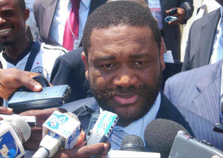 Арестован президент федерации футбола Того