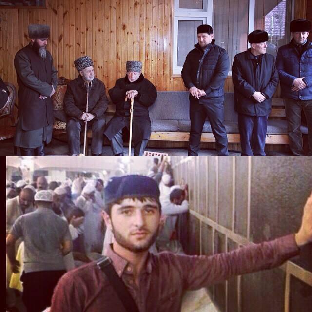 В ходе боев в Грозном погиб родственник Кадырова (ФОТО)