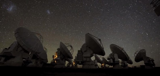 Ученые готовятся получить изображение черной дыры (ФОТО)