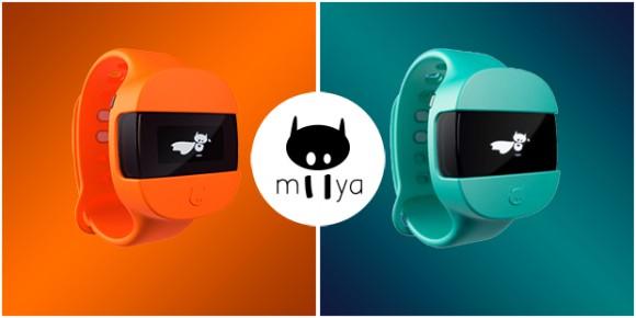 Miiya: детские смарт-часы для активных игр