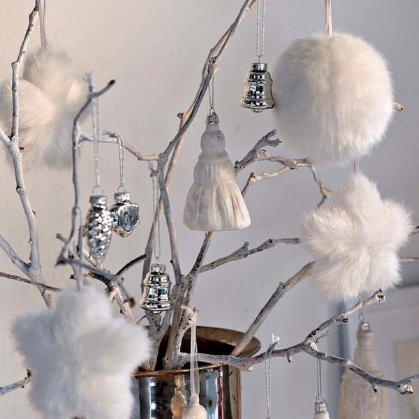 ФОТО: Новогодний креатив или создай елку своими руками