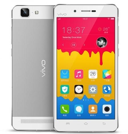Vivo X5 Max: самый тонкий смартфон в мире