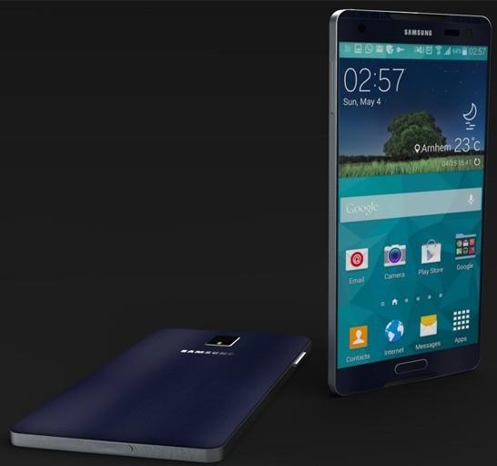Разрешение дисплея в Samsung Galaxy S6 будет Quad HD
