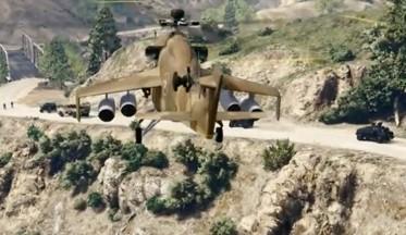 ВИДЕО: GTA Online: Трейлер и скриншоты дополнения Heist