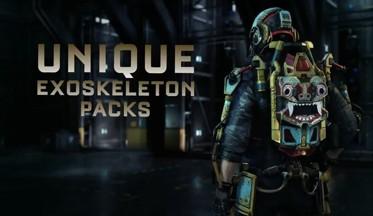 ВИДЕО: объекты кастомизации Call of Duty: Advanced Warfare