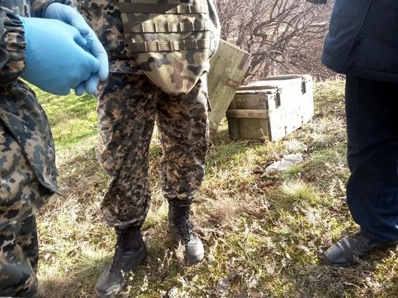 В Донецкой области усилили охрану спецобъектов