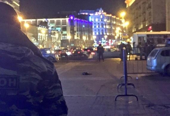 Навальный снова задержан на митинге против Путина в Москве