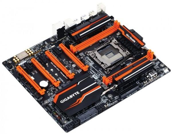 Новая плата Gigabyte X99-SOC Champion представлена