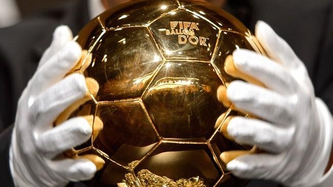 Церемония вручения Золотого мяча-2014