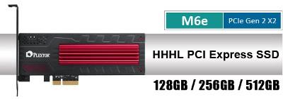 CES 2015: SSD M7e с интерфейсом PCIe от Plextor