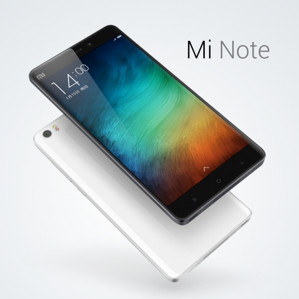 "Xiaomi Mi Note: 5,7"" флагманский смартфон представлен"