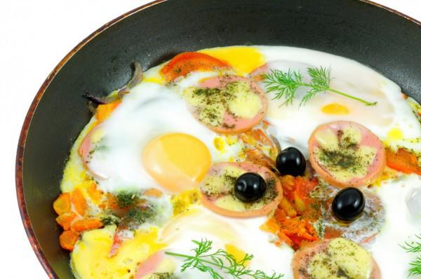 Быстрый завтрак: Три вкусные идеи