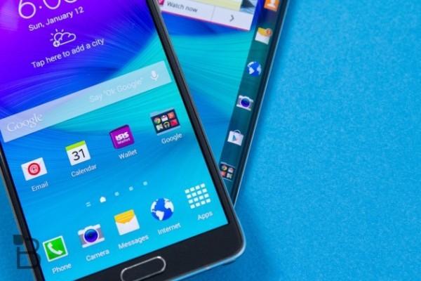 Samsung Galaxy S6 Edge получит экран, загнутый на оба торца