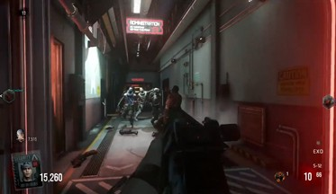 ВИДЕО: режим Exo Zombies в Call of Duty: Advanced Warfare