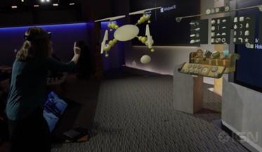 ВИДЕО: демонстрация Microsoft HoloLens