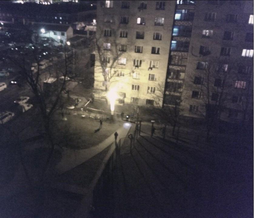 В Днепровском районе Киева прогремел взрыв (ФОТО)