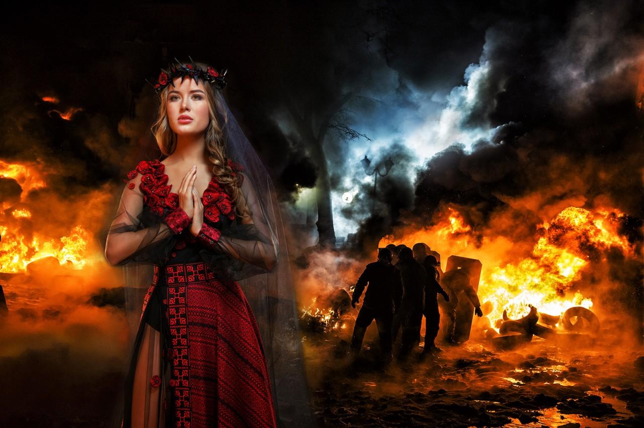 ''Невеста войны'' с Украины не прошла в финал Мисс Вселенная