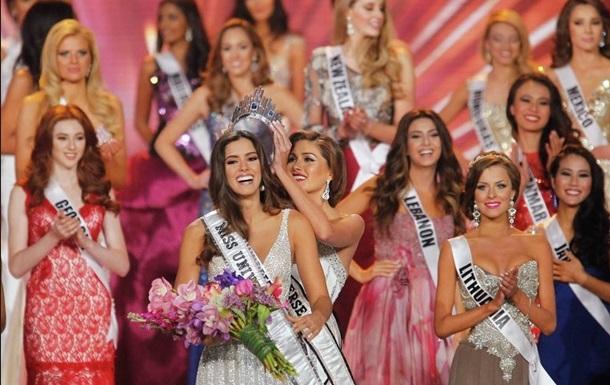"""""""Мисс Вселенная-2014"""" стала колумбийка"""