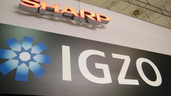 Sharp понижает масштабы изготовления IGZO-экранов