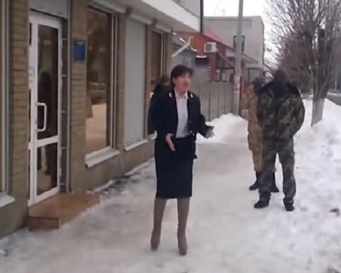 Министерство юстиции люстрировал нетрезвую чиновницу (ФОТО, ВИДЕО)