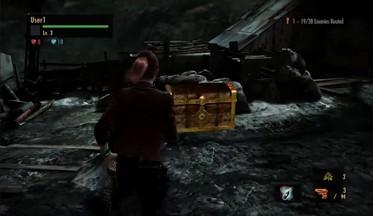 ВИДЕО:  Resident Evil Revelations 2: Геймплей режима Raid
