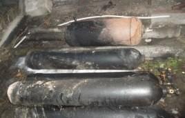 Взрыв на Оболони: были убиты 2 человека