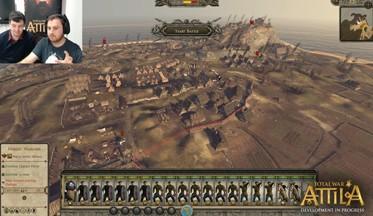 ВИДЕО: геймплей фракции Юты в Total War: Attila