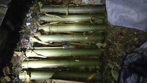 СБУ предотвратила обстрел Рады боевиками из гранатометов