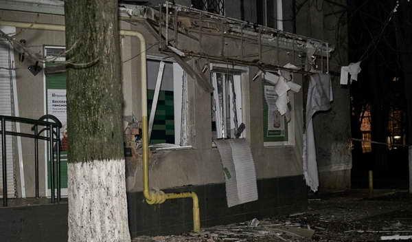 """В Одессе взорвано отделение """"Приватбанка"""""""