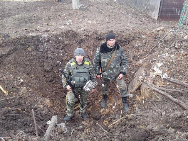ДНР обстреливает Мариуполь новейшим оружием (ФОТО)