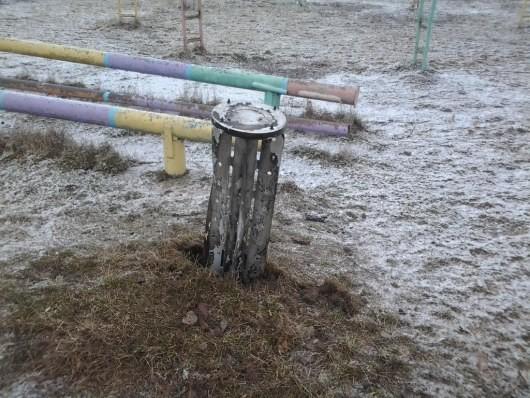 ФОТО: Краматорск после расстрела из «Градов»