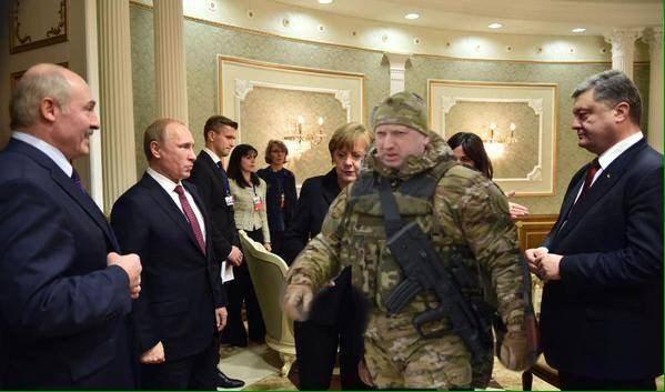 Россия выторговывает для террористов Дебальцево, - посол по особым поручениям МИД Украины - Цензор.НЕТ 1455
