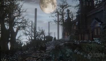 ВИДЕО: локации в Bloodborne