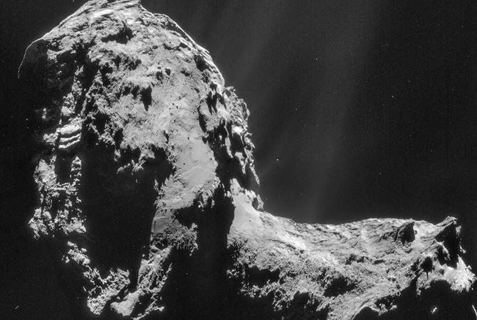 Ученые установили, на что похожа комета
