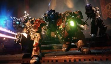 ВИДЕО: борьба терминаторов в Space Hulk: Deathwin