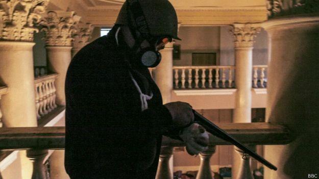 Признание майдановца: Кто расстреливал спецназовцев?