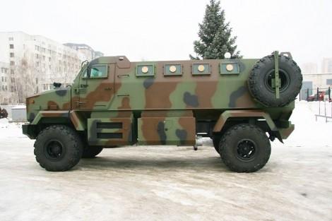 ФОТО: ВСУ получили бронированные «Шреки»