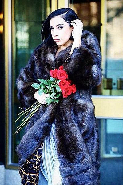 Леди Гага поменяла свой образ