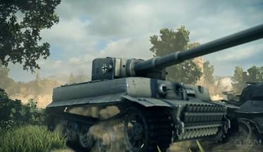 ВИДЕО: World of Tanks для Xbox One