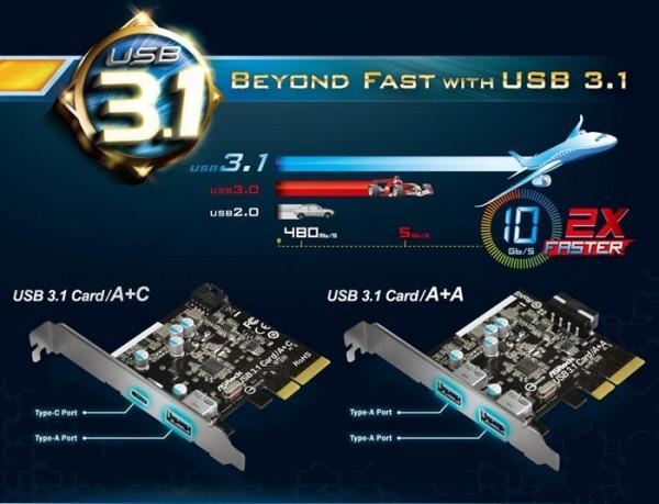 ASRock Z97 Extreme6 и X99 Extreme6 с поддержкой USB 3.1