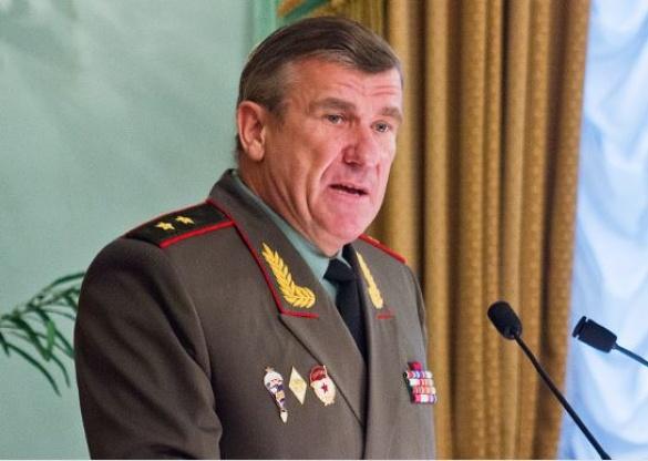 ВИДЕО: В Дебальцево замечен действующий российский генерал