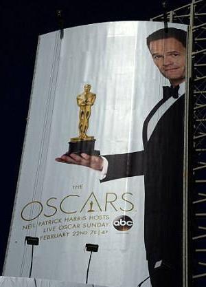 Голливуд начал подготовку к предстоящей церемонии Оскар