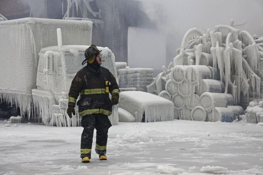 В США люди умирают из-за аномальных морозов