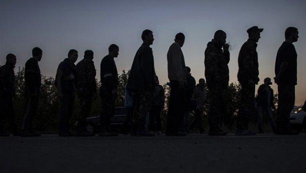 Из плена освободили 139 военных (ФОТО)