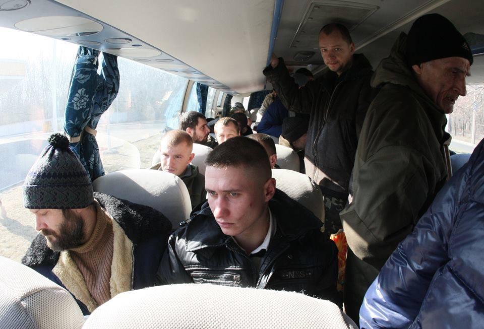 СБУ обнародовала список освобожденных из плена военных. ФОТО