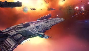 Вводное видео Homeworld Remastered Collection.Скриншоты